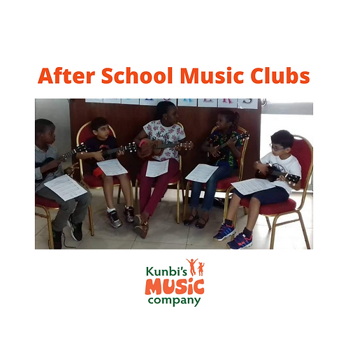 After School Music Clubs