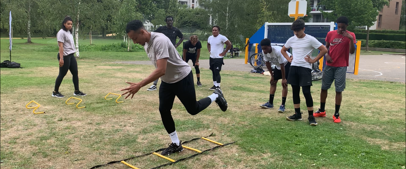 Summer Bootcamp Session