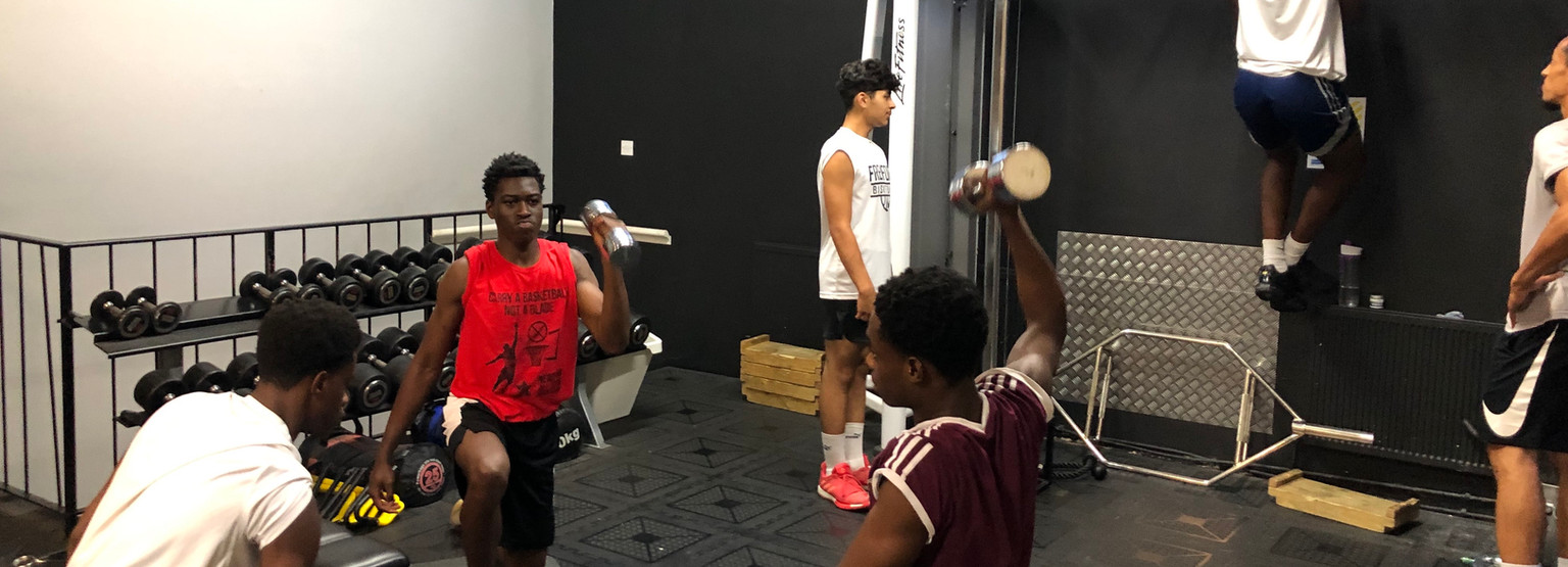 Team Lifting with Mayfield Academy