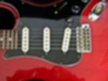 Ben's 90s Fender Stratocaster Gallery
