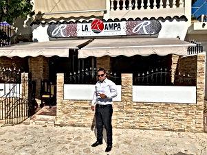 Restaurant La Rampa