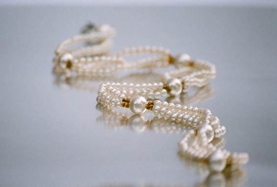 Las perlas recuperadas