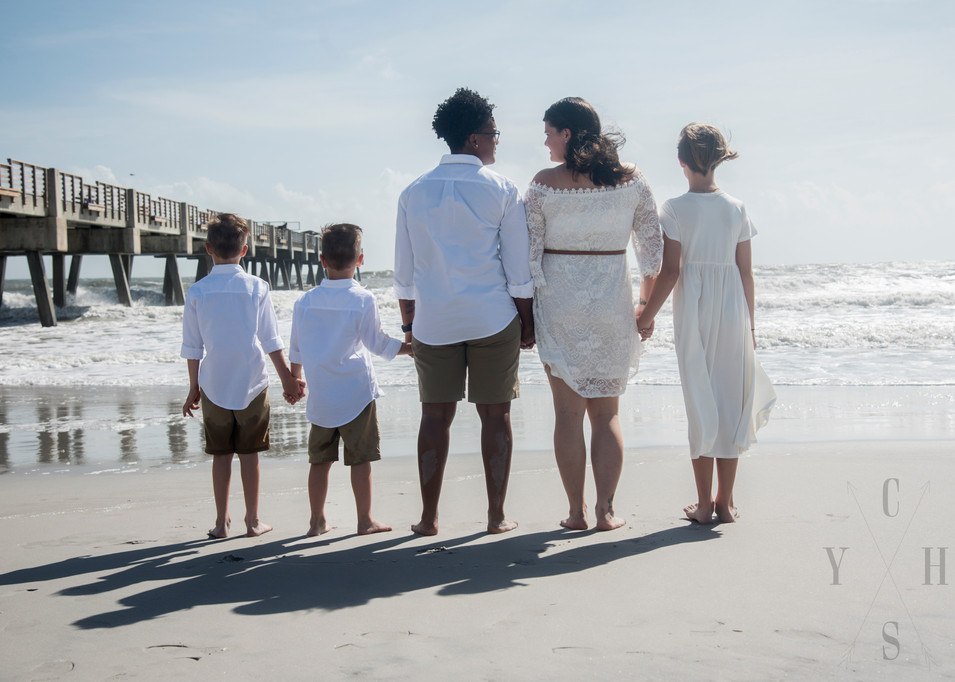 Beach-Elopement