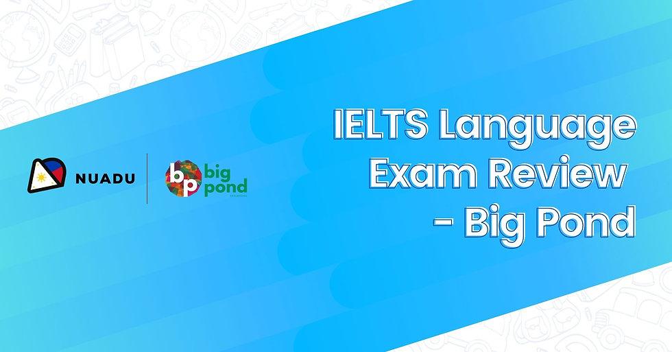 IELTS Language Exam Review