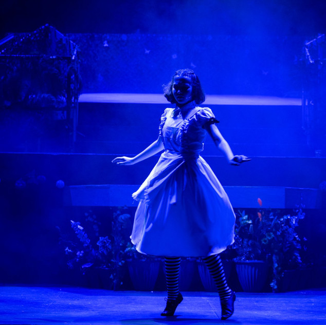 Alice In Wonderland Musical 4