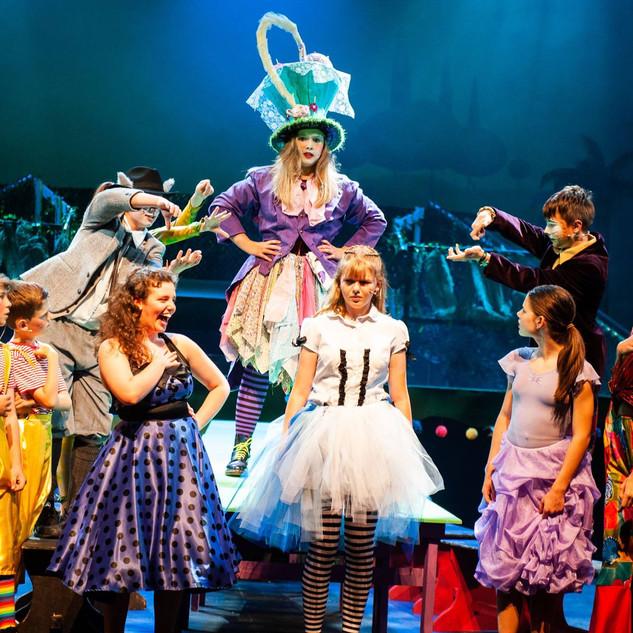 Alice In Wonderland Musical 5