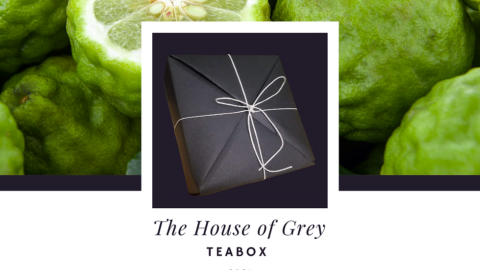 The Family Grey TeaBox