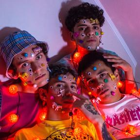 """[#Novedades] Cetáceos estrena """"Las Pastillas"""", primer adelanto de su álbum debut"""