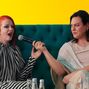 """Daniela Vega y Shirley Manson, vocalista de Garbage: """"las mujeres latinoamericanas están en peligro"""""""