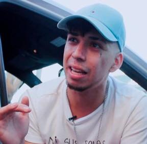 Young Cister denuncia haber recibido golpiza y amenazas de muerte por parte de Carabineros de Chile
