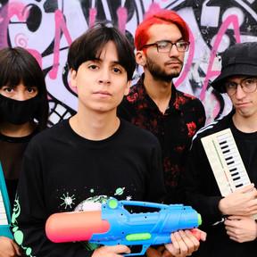 """Tontipop hater en """"Todxs Me Caen Mal"""",el nuevo single y videoclip de Poder Fantasma"""
