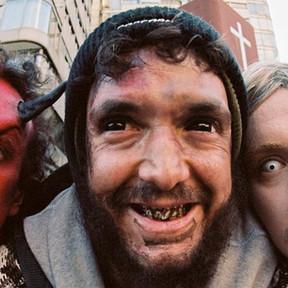 Maldito: C.Tangana se queda en la calle para el nuevo videoclip de los españoles The Parrots