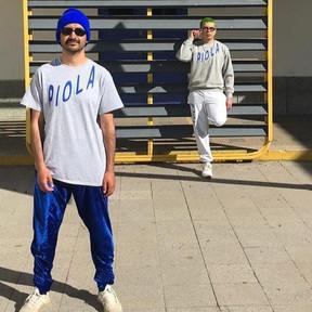 """Bronko Yotte estrena el videoclip de """"Piola"""" su nuevo single junto a Gianluca"""