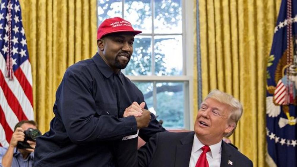 Aseguran que Kanye West habría apoyado a Donald Trump para liberar ...