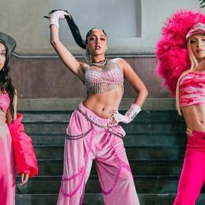 Mariah Angeliq, Bad Gyal y María Becerra se unen en explosivo single y video: BOBO