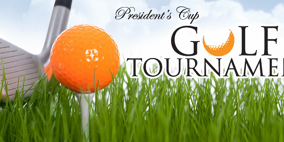 PRESIDENT'S CUP GOLF TOURNAMENT