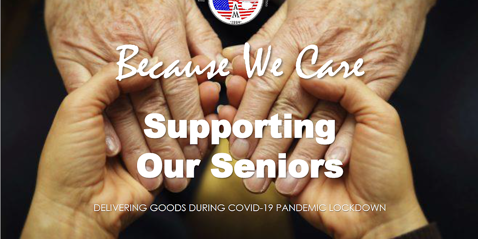 BECAUSE WE CARE - TPC SENIOR DELIVERY PROJECT