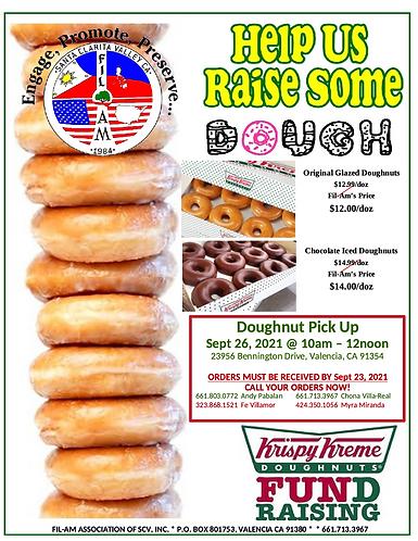 sept 2021 Krispy Kreme Fundraising Flyer.png