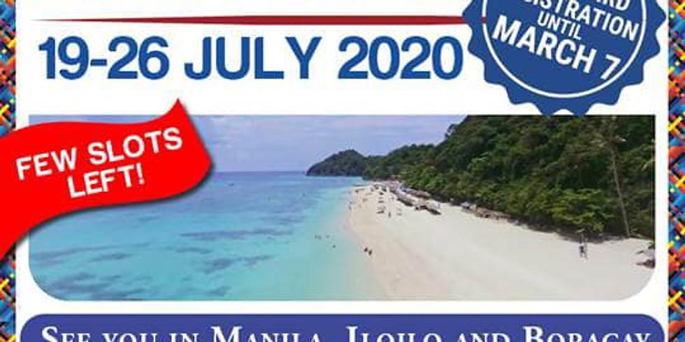 EXPLORE PHILIPPINES - AMBASSADOR'S TOUR 2020