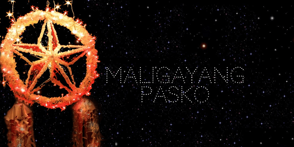 """Pasko sa Bayan"", Fil-Am's Annual Christmas Party!"
