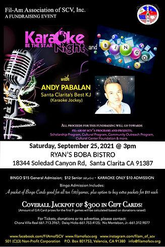 2021 Sept 25 Bingo Karaoke FilAm Fundraising POSTER 20x30.jpg