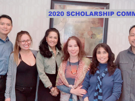Scholarship Committee in Action