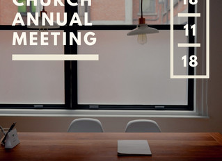 Your Guide to the St Cath's Annual Meeting