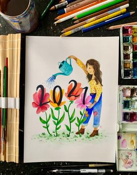 2021 Growth