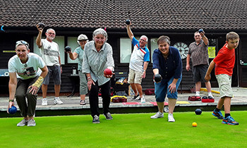 GET YOURSELVES READY – BOWLS IS BACK!