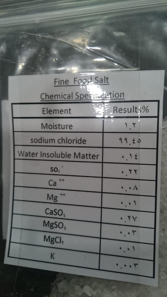 Fine Food Salt 2