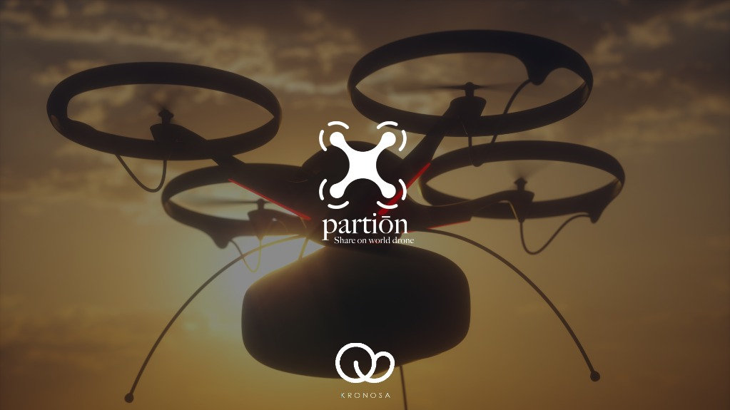 Partion, Drone Sharing Service