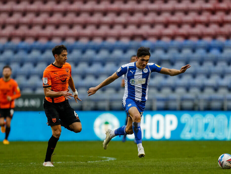 Swansea City join race to sign Wigan starlet