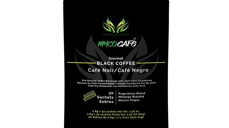 MYCO CAFE BLACK GOURMET COFFEE