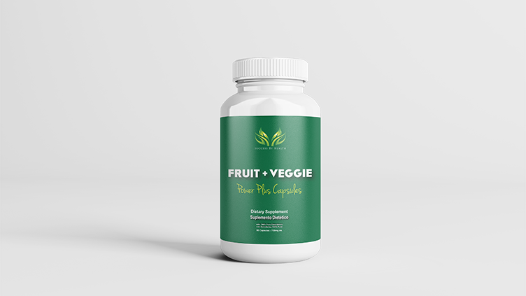 FRUIT + VEGGIE POWER PLUS