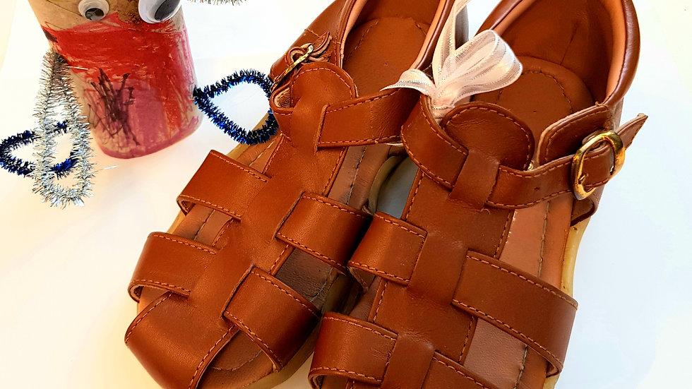 Sandales franciscaines pour enfants