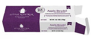 Apple Mixed Berry Strudel - Packaging Fr