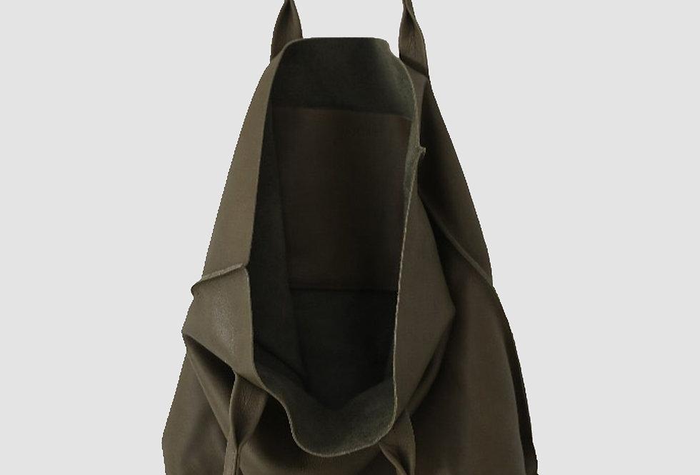 mum bag olive