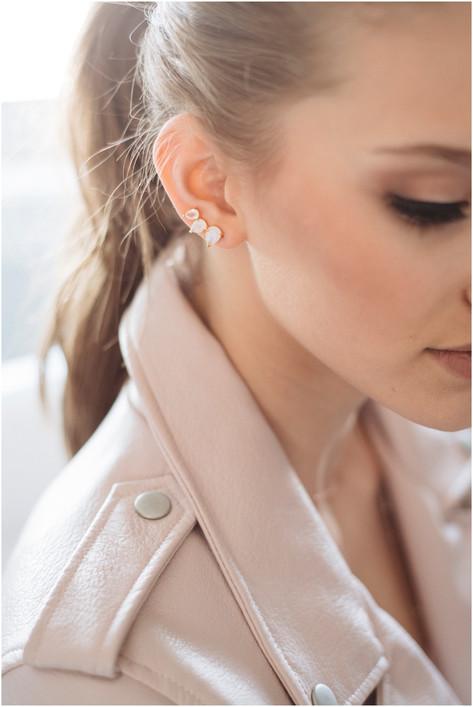 Earring ad