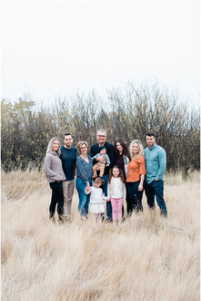 Leaman Family In Home Session Moose Jaw