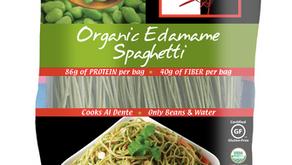 My pantry staple: Organic Edamame Spaghetti
