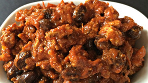 Turkey and black bean chili with superfood spices