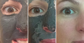 DIY All-Natural, Deep Pore Cleansing Clay & Charcoal Mask