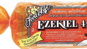 My pantry staple: Ezekiel bread