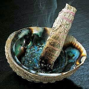 Ancient Art of Burning Sage