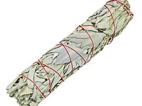"""White Sage Smudging Bundle - 8-9"""""""