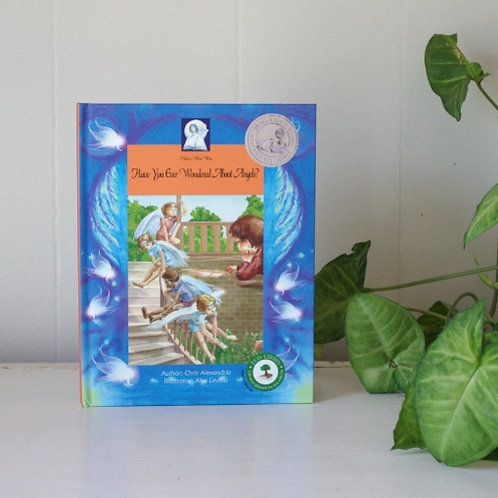 HaveYou Ever Wondered About Angels - Softcover Book