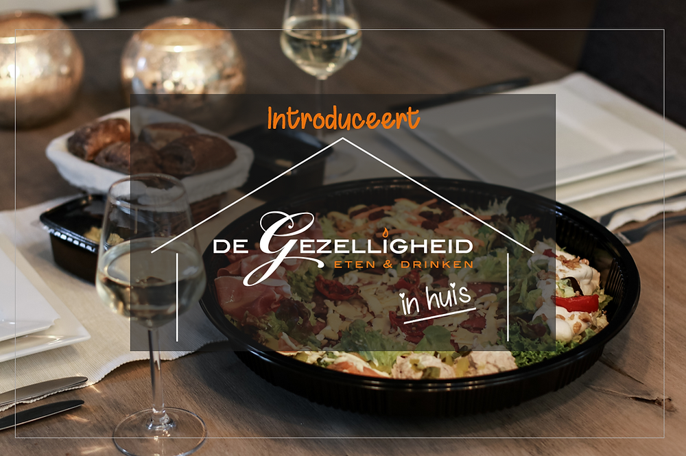 Take-away & delivery De Gezelligheid Leusden