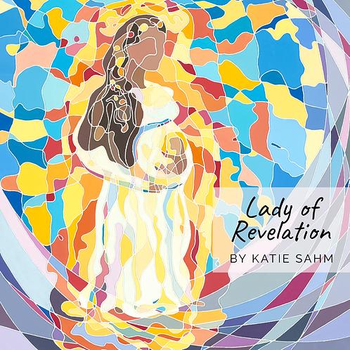 Lady of Revelation by Katie Sahm