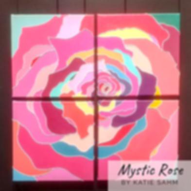 Mystic Rose byKatie Sahm