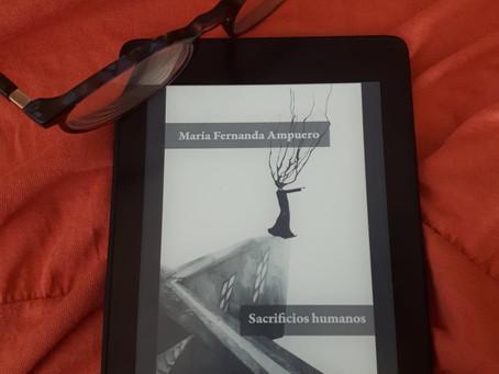 Sacrificios humanos, de María Fernanda Ampuero